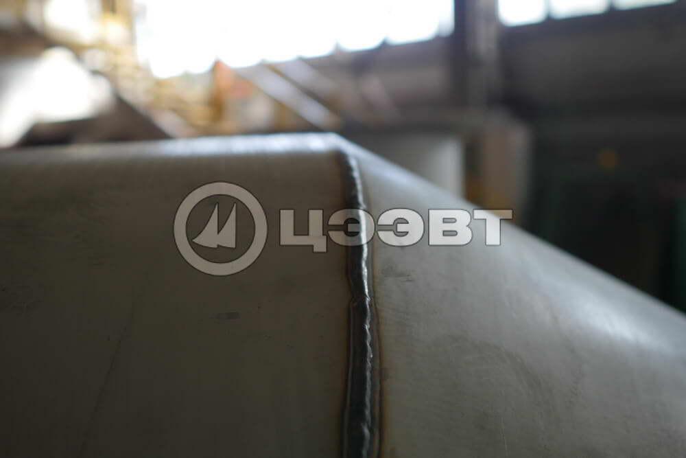 Газоходы и детали трубопроводов рис.2